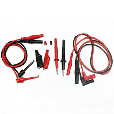 AIdetek test leads for FLUKE multimeter tester TL809 Electronic Test Lead Kit
