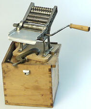 (PRL) 1930 MACCHINA PASTA BALILLA RAJON FOOD MACHINERY VINTAGE NO IMPERIA + BOX