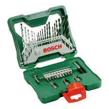 Bosch DIY 33BIT Masonry Metal Wood Drill Driver Set 2607019325 3165140379489 828