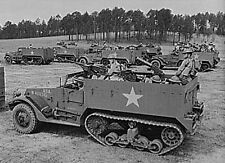 WW2 US HALF-TRACK MANUALS