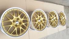 BBS RX II Felgen 8x18 et10 4x108 Ford Focus RS 500 Peugeot 406 407 rs gt lm