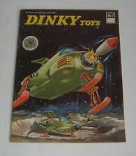 Dinky Toys Catalogue No. 7, No Price, Dated May 1971, - Superb.