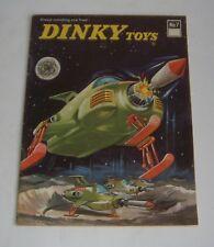 DINKY TOYS catalogo n. 7, nessun prezzo, datato MAGGIO 1971-SUPERBA.