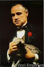 Godfather's Cat Marlon Brando Signed Hand Pulled Lithograph Steve Schapiro