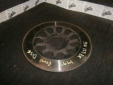 SUZUKI GN125 1999 FRONT BRAKE DISC