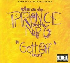 Prince Gett Off 7 track CD NEW SEALED