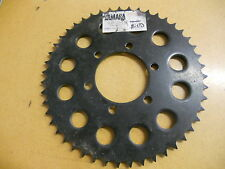 NOS Yamaha Sprocket Wheel Gear (48T) 1974 1975 DT125 DT175 248-25448-11