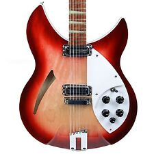 1999 RICKENBACKER 360 12C63 12-STRING ELECTRIC GUITAR IN FIREGLO FINISH