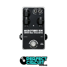 Darkglass Electronics Microtubes B3K Pedal EFFECTS - DEMO - PERFECT CIRCUIT