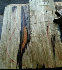 BLACK limba 18x24x2 BODY BLANK: GUITAR, BASS, LUTHIER, CRAFT b