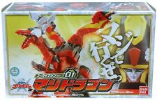 Gokaiger Power Rangers Super MegaForce DX Gokai Machine 01 Magi Mystic Dragon