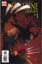 WOLVERINE ORIGINS #1-2PACK VF/NM