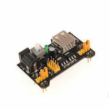5Stk. MB102 Breadboard Power Supply Modul 3.3V/5V für Arduino Board