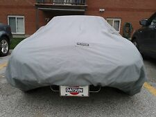 Datsun/Nissan 240z,260z,280z Deluxe Datsun Z FITTED DATSUN Z CAR COVER Save $