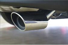 1piece Rear Exhaust Tip End Pipe Muffler for Mazda 3 AXELA M3 Sedan 2014 2015