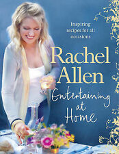 Rachel Allen's Entertaining at Home Cook book 9780007309030 Hardcover