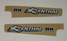 YAMAHA YZF 250 SWINGARM GRAPHICS STICKERS YZF250 98 99 00 01 02