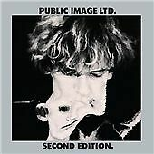 Public Image Limited - Second Edition (aka Metal Box) (Remastered CD, 2011)