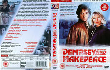 Dempsey And Makepeace: NEW TheComplete 1st Series (DVD) & free exclusive digipic