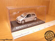 RENAULT SPORT CLIO V6 1:43 1999 MINT!!!
