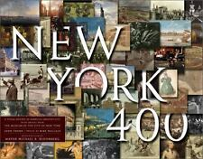 NEW YORK 400 Visual History of the Greatest City Coffee Table Book VERY GOOD