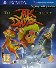 Jak & Daxter Trilogy Game PS Vita Brand New & Sealed UK