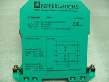 PEPPERL+FUCHS Z966 - 71801  SafeSnap Barrier Z Series  New USA Seller