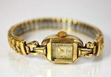 Vintage Anker Armbanduhr uhr mechanisch Damenuhr Vergoldete 20 Mikron Watch