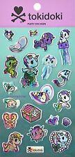 Tokidoki Mermicorno Iridescent Puffy Sticker Pack Free Shipping