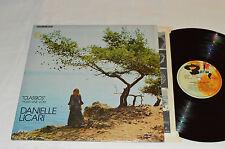 DANIELLE LICARI Classics Pour Une Voix LP Barclay Records Canada 80152 NM/NM