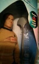 Star Trek KB toys Exclusive 9 inch James Kirk Limited to 5000 Battle damage