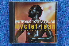 Wyclef Jean Featuring Refugee Allstars ‎– We Trying To Stay Alive  BOX 33