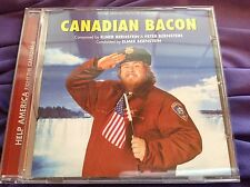 Rare Expanded Score CD : Canadian Bacon ~ Bernstein ~ MGM SCE066 ~ 1 of 1,000
