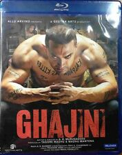 Ghajini - Aamir Khan - Official Bollywood Movie Bluray ALL/0 Eng, Spanish, Subti