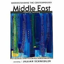 Understanding the Contemporary Middle East, Jillian Schwedler, Good Book