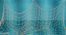 NATURAL FISHING NET PIRATES / LUAU / BEACH PARTY / WEDDING DECORATION