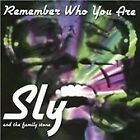 Remember Who You Are, Sly and the Family Stone, Good CD