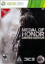 Medal of Honor: Limited Edition (Xbox 360, 2010) Video Game NEW FACTORY SEALED