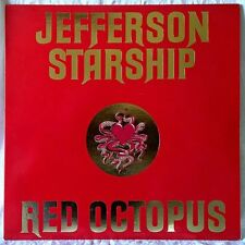 JEFFERSON STARSHIP RED OCTOPUS RARE LP 180g DCC