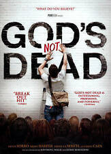 GOD'S NOT DEAD What Do You Believe? NEW DVD