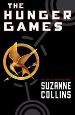 THE HUNGER GAMES 1 Suzanne Collins paperback book NEW
