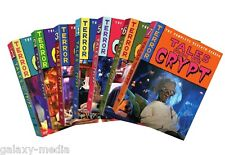 Tales from the Crypt Bundle Seasons 1-7 (20-DVD) 1 2 3 4 5 6 7 New Sealed