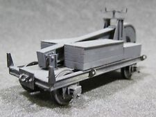 MI0506 - 1/35 PRO BUILT Resin Baluard German Schienewolf Railway Breaker Wagon