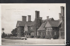 Oxfordshire Postcard - The Langston Arms Hotel, Kingham  A6718