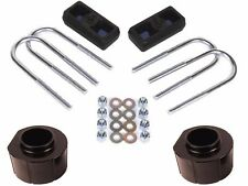 "Jeep Cherokee XJ 2"" Budget Boost Lift Kit Poly Spacers and Rear Block Kit"