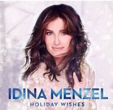 BRAND NEW Holiday Wishes CD Frozen Idina Menzel 12 Great Holiday Songs