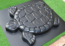 8 piece Molds  Turtle Stepping Stone Concrete Mould ABS Tortoise for garden path