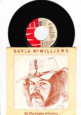 "7"" David Mc Williams - By the Lights of Cyrian ----"