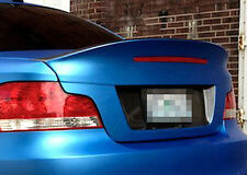 PAINTED BMW E82 CSL STYLE TRUNK 2008-2011 Coupe 2-Door 128i 135i 1M B038F
