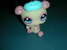 LPS Littlest Pet Shop Panda 2007 Ice Pack  #1328 Missing Magnet and Cast